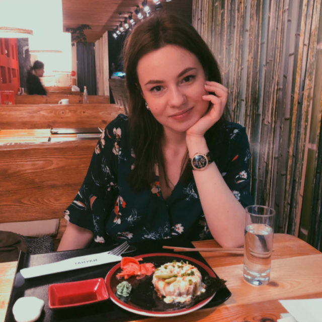 Семьянова Вероника Анатольевна (Veronika Semyanova)