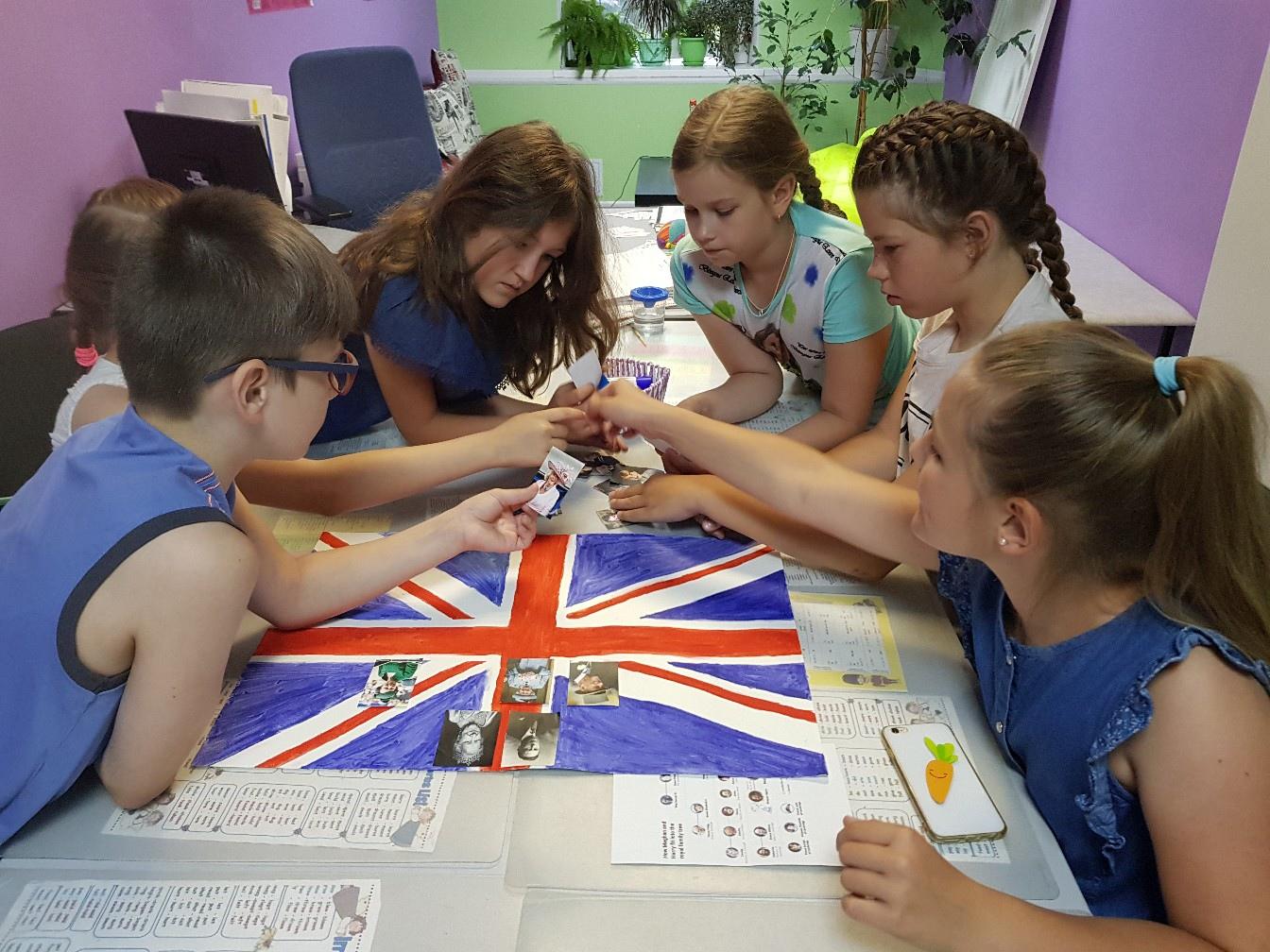 Английский язык для школьников 7-11 лет