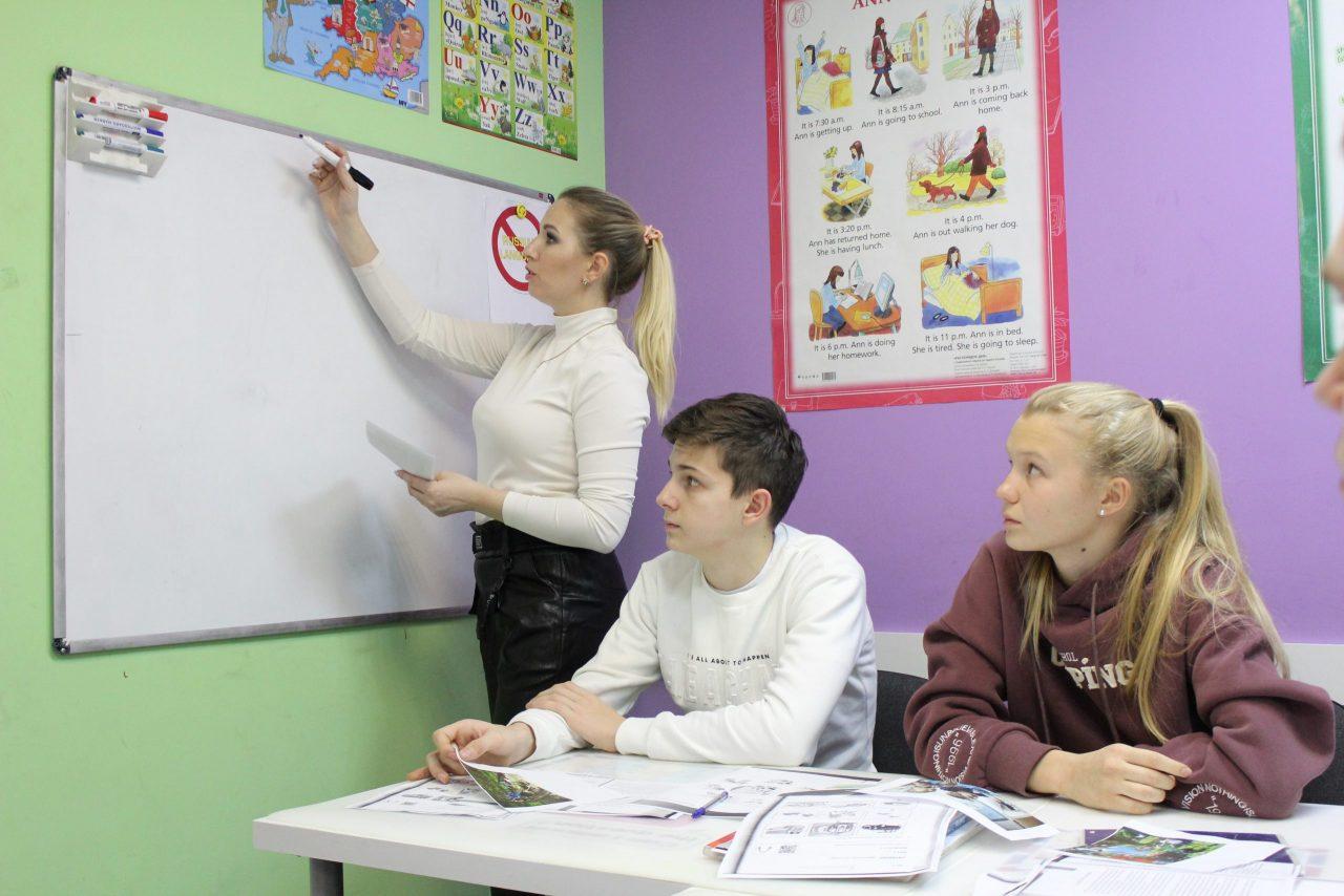 Курс подготовки к ОГЭ по английскому языку