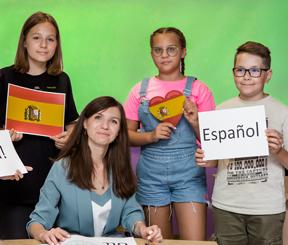 Испанский для школьников 7-11 лет
